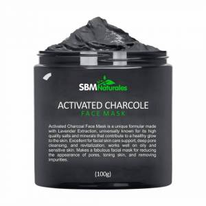 ACTIVATED CHARCOLE FACE MASK